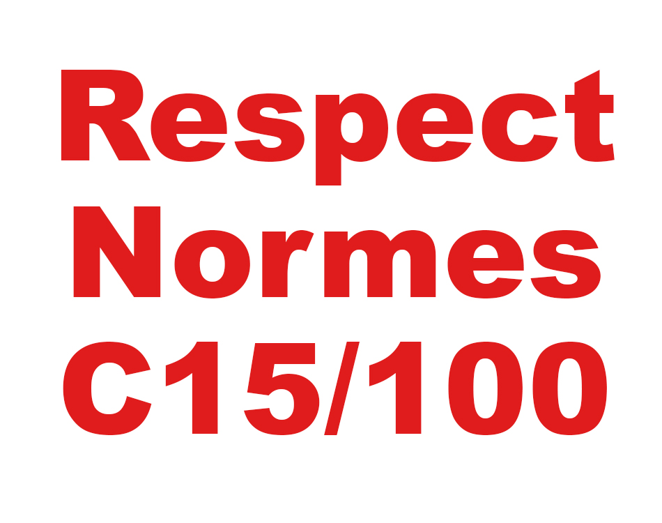 Respect Normes C15/100